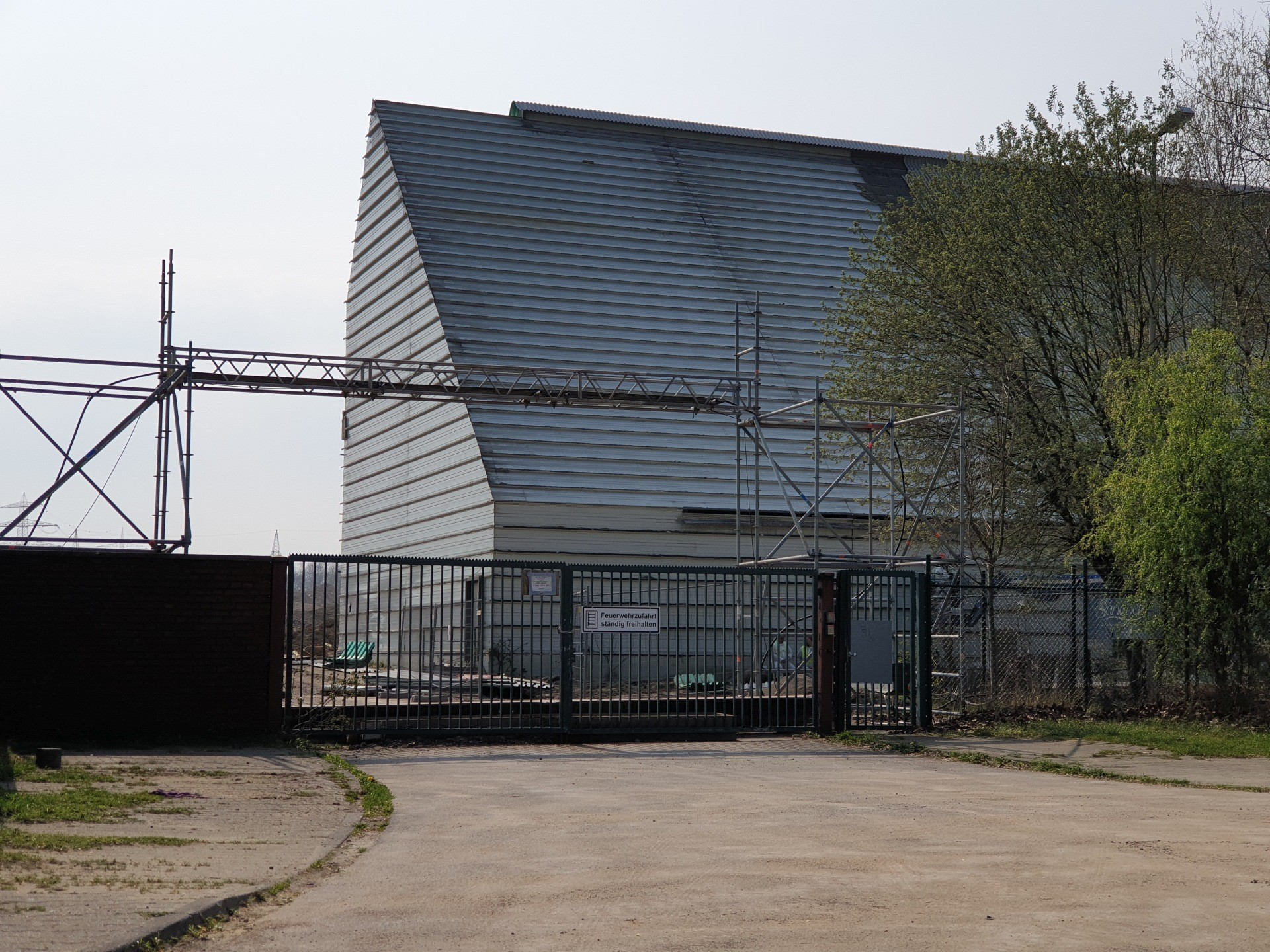Rückbau Kraftwerk Gustav Knepper