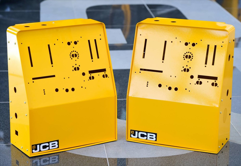 JCB is poised to start making ventilator housings after a national call to action from the UK Prime Minister (1920).JPG